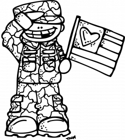 Military clipart melonheadz