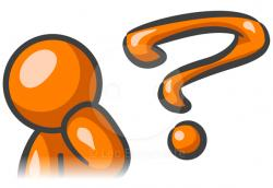 Question Mark clipart individual