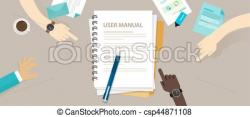 Illustration clipart reference book