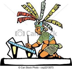 Mayan clipart nobles