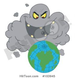 Pollution clipart smog