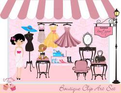Shop clipart boutique