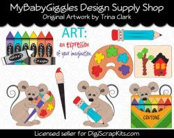 Imagination clipart craft supply