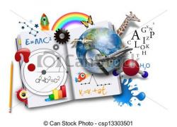 Imagination clipart learning math