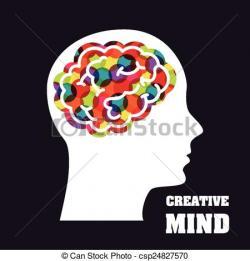 Imagination clipart mind