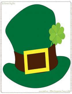 Imagination clipart st patty