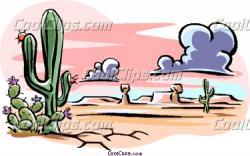 In The Desert clipart arizona