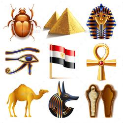 Anubis clipart old