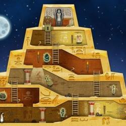 In The Desert clipart egyptian tomb