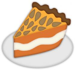 In The Desert clipart slice pie