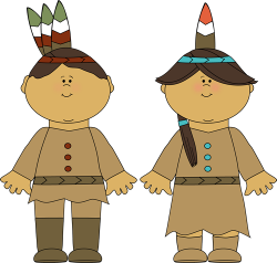 Native American clipart