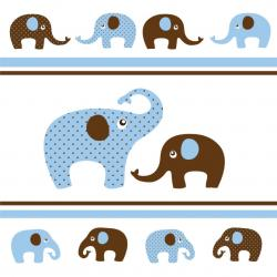 Indian clipart baby elephant