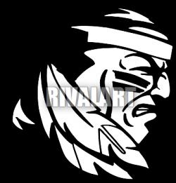 Chief clipart profile