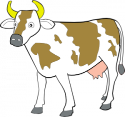Cattle clipart indian cow