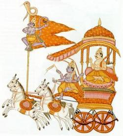 Indian clipart chariot