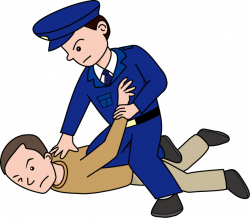 Police clipart criminal