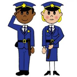 Police clipart police officer