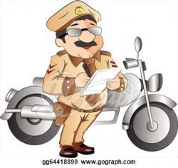 Indian clipart cop