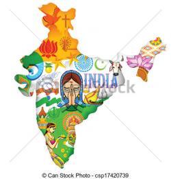 India clipart cultural