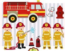 India clipart fireman
