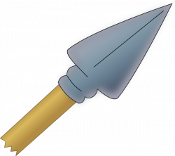 Spear clipart hunting