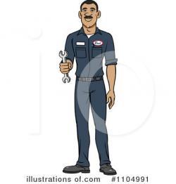 Indian clipart mechanic