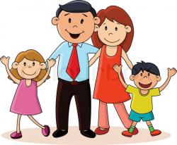 Indian clipart nuclear family