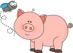 Pork clipart farm animal