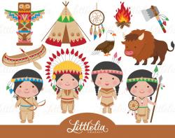 Headdress clipart cowboy indian