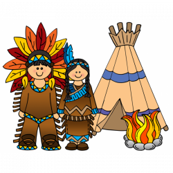 Indian clipart native american