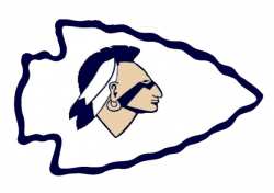 Native American clipart arrowhead