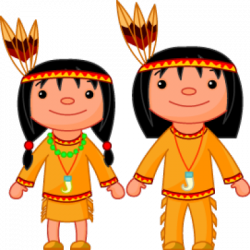Indians clipart indian kid