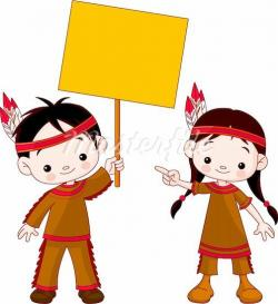 Aborigines clipart cute