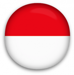 Indonesia clipart Indonesia Flag Clipart