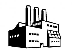 Factory clipart industrial revolution