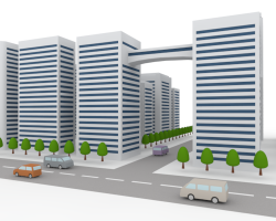 Industrial clipart commercial real estate