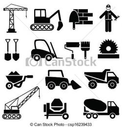 Machine clipart industrial machinery