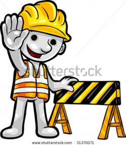 Barrier clipart industrial safety