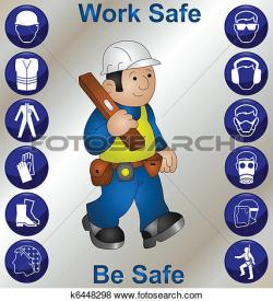 Industrial clipart industrial safety