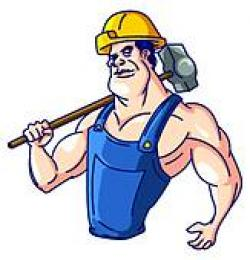 Industrial clipart industrial worker