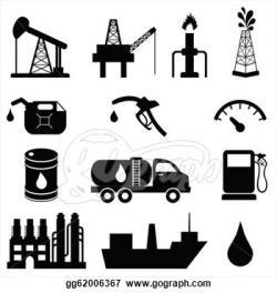 Industrial clipart petroleum refinery