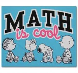 Snoopy clipart math