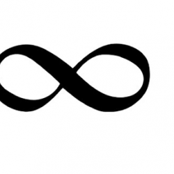 Infinity clipart math function