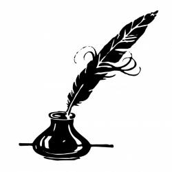 Quill clipart