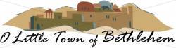 Inn clipart little town