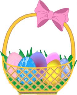 Inside clipart april easter