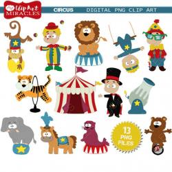 Inside clipart circus