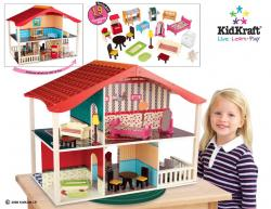 Dall clipart doll house