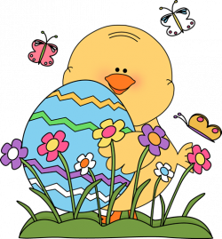 Chick clipart spring chick