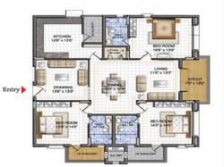 Interior Designs clipart house layout